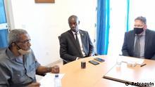 Guinea-Bissau| Petroguin Unterzeichnung Öl Förderung Abkommen