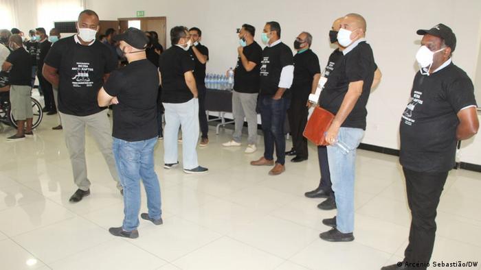 Mosambik Beira | Anti Entführungsbewegungen Unternehmerstreik
