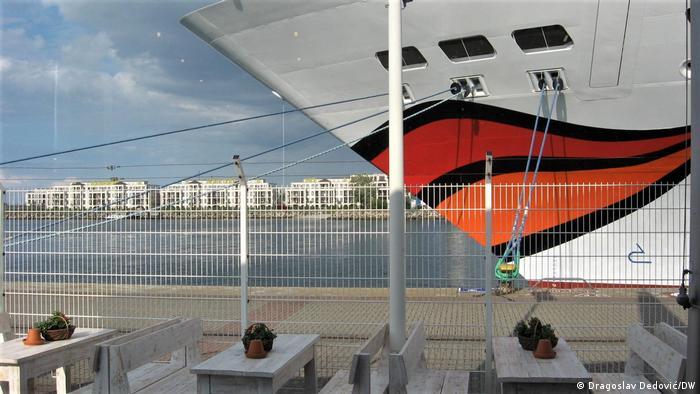 Deutschland Pier 7 Warnemünde