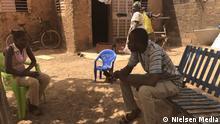Befragung in Burkina Faso