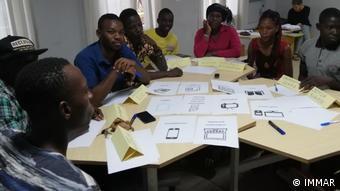 Fokusgruppe in Côte d'Ivoire