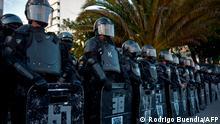 Ecuador Opposition Protest