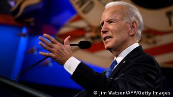 USA   Nashville   Präsidentschaftswahlen TV Debatte Trump Biden