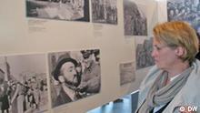 Autor: Rosalia Romaniec Bilder im Zusammenhang mit der Eröffnung der Dokumentationsstätte Topographie des Terrors in Berlin Ausstellung über Polen