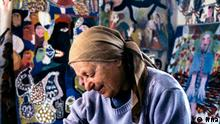 Iran l Malerin Mokarrameh Ghanbari