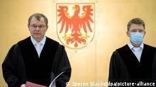 Urteil des Verfassungsgericht Brandenburg zum Paritätsgesetz (Soeren Stache/dpa/picture-alliance)