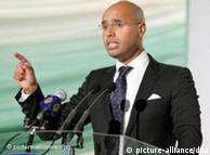 سيف الإسلام، نجل الزعيم الليبي، تم تقديمه لسنوات كخليفة محتمل لوالده.
