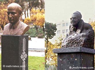 در یکماه اخیر ۱۳ مجسمه در تهران به سرقت رفته است