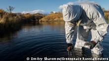 Wasserverschmutzung I Totes Meer I Kamtschatka
