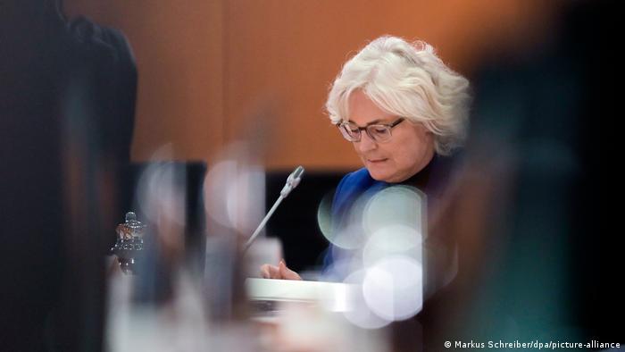 Kabinettssitzung l 21. Oktober 2020