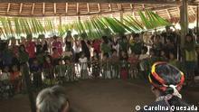 DW Sendung Economia Creativa | Un encuentro con el pueblo achuar
