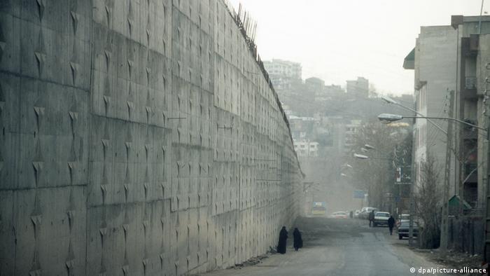 Iran - Teheran - Evin Gefängnis