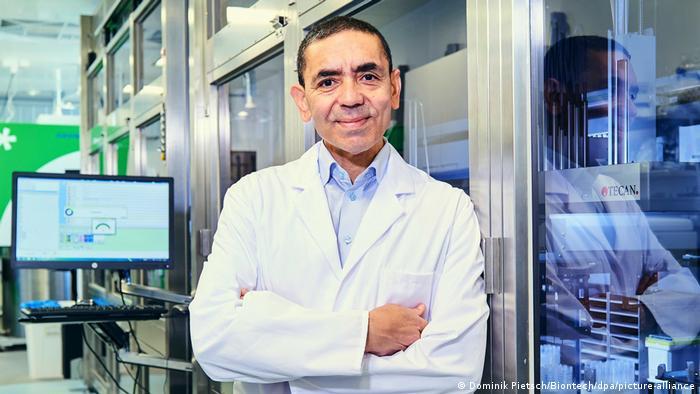 Doktor Ugur Šahin, vlasnik Bionteha iz Majnca