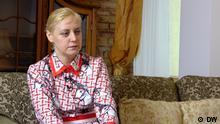 Bealrus Gespräch mit der Aktivistin und Oppositionspolitikerin Olga Karatch