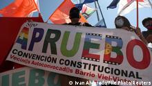 Chile Kundgebung vor dem bevorstehenden Referendum (Ivan Alvarado/File Photo/Reuters)