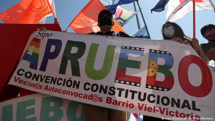Así ve la prensa internacional el resultado del plebiscito en Chile | Chile  en DW | DW | 26.10.2020
