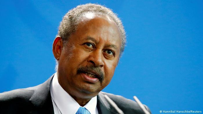 Sudan Premierminister Abdalla Hamdok