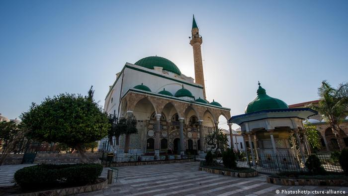 Мечеть Аль-Джаззар в Акко