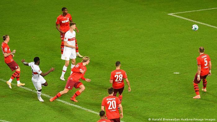 Deutschland Bundesliga | VfB Stuttgart v 1. FC Köln | Tor (1:0)