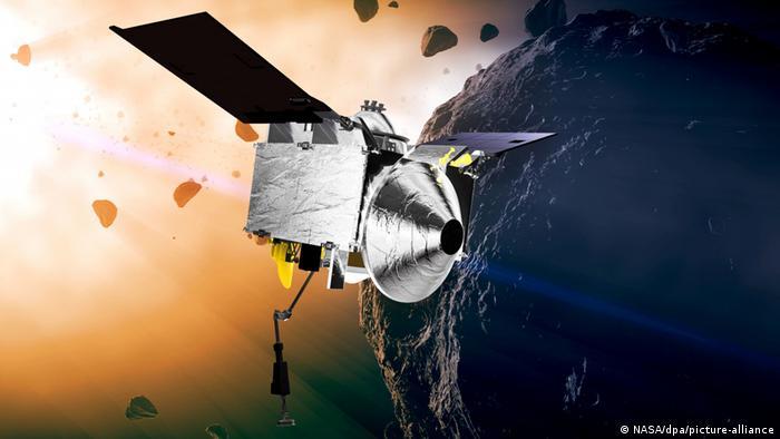 Raumsonde OSIRIS-REx