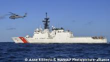Küstenwache Cutter Munro USCGC