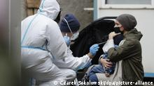 Poland Warsaw | Coronavirus (Czarek Sokolowski/dpa/picture-alliance)