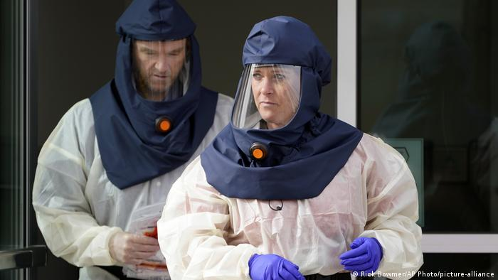 USA Corona-Pandemie | Ausbruch in Utah