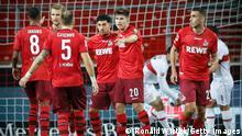 Bundesliga VfB Stuttgart gegen 1. FC Köln