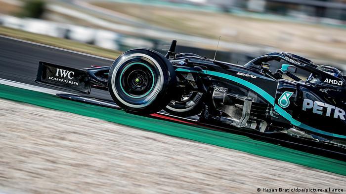 Formel 1 Großer Preis von Portugal 2020 | Luis Hamilton