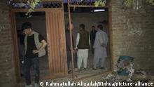 Afghanistan Kabul | Verwüstung nach Bombeanschlag auf Bildungszentrum