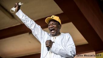 Guinea Präsidentschaftswahlen | Alpha Conde