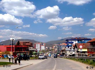 Mitrovica în nordul Kosovo