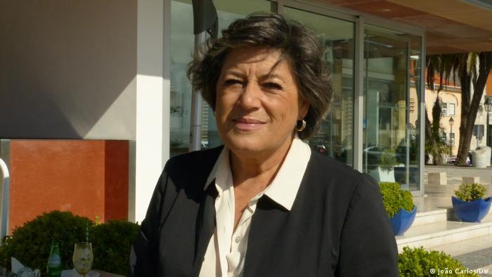 Portugal Ana Gomes