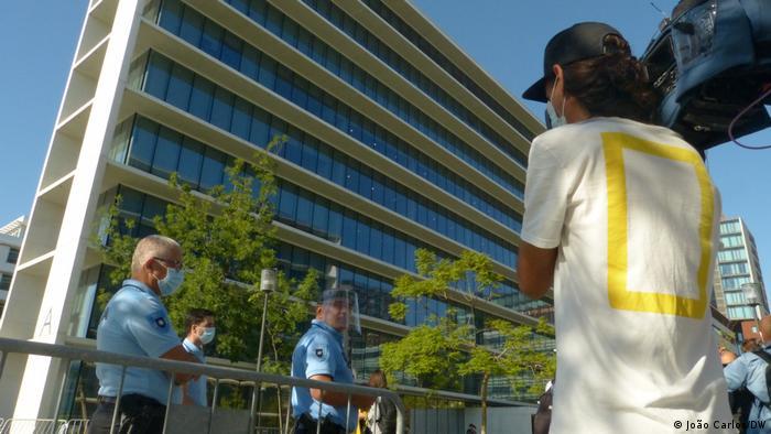 Portugal Prozess gegen den Hacker Rui Pinto