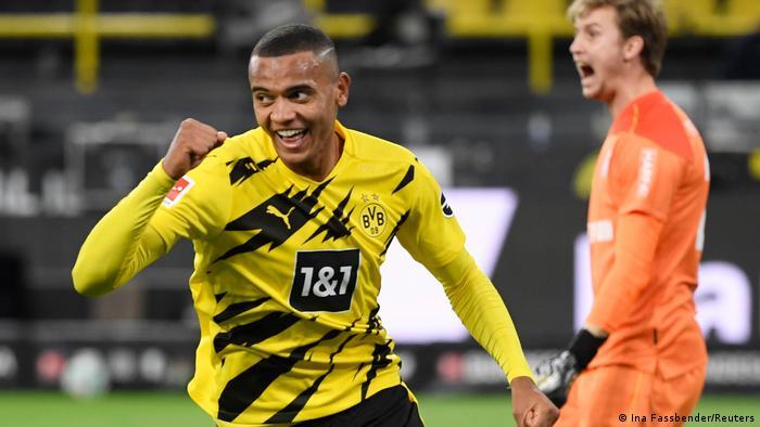 Deutschland Bundesliga - Borussia Dortmund v Schalke 04 | Tor (1:0)