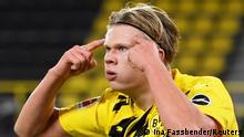 Deutschland Bundesliga - Borussia Dortmund v Schalke 04 | Tor (2:0)