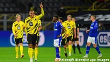 Deutschland Bundesliga - Borussia Dortmund v Schalke 04 | Manuel Akanji (Peters/Witters/Imago Images)