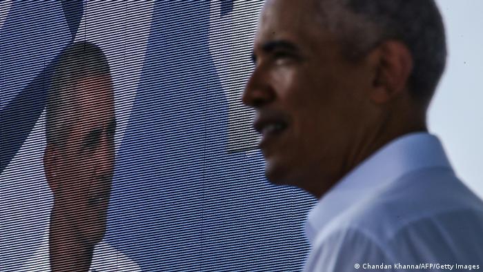 USA I Wahlkampf Biden-Harris I Barack Obama