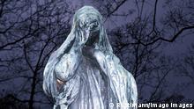 Frankreich I Friedhof Pere Lachaise in Paris