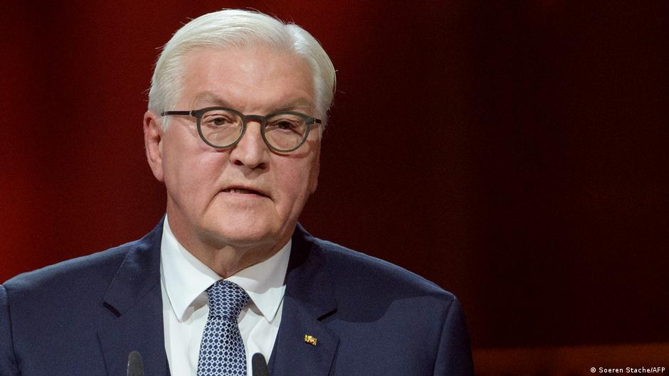 German President Steinmeier cautions against ′hate and xenophobia′ after Nice attack