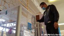 Kiew | Lokalwahlen Wahllokal