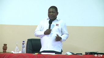 Mosambik Pemba | Felipe Nyusi