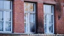 Berlin | Brandsätze gegen Gebäude des Robert Koch-Instituts