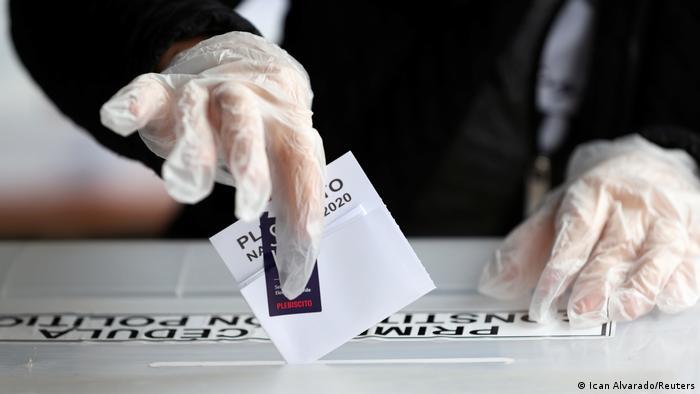 Referendum Wahlen in Chile