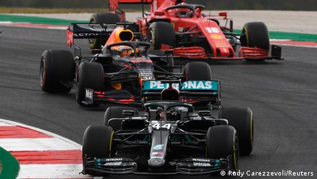 Lewis Hamilton makes history in Portugal