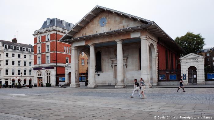 St Paul's Church in London England (David Cliff/Nur Photo/picture alliance)