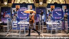 London Theater Coronavirus