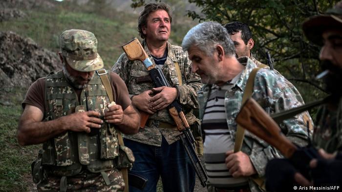 Armenien und Aserbaidschan eignen sich unter US-Vermittlung auf eine neue Waffenruhe