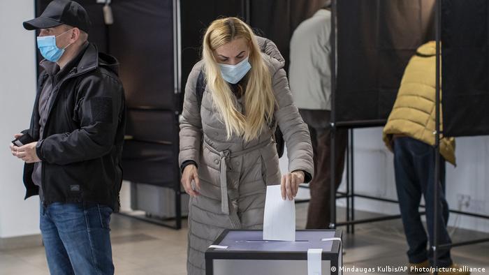 Parlamentswahl in Litauen - Zweite Runde