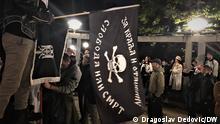 Serbien Belgrad Proteste